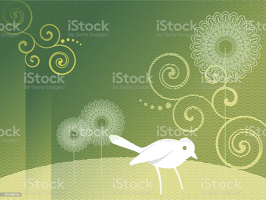 spring royalty-free stock vector art