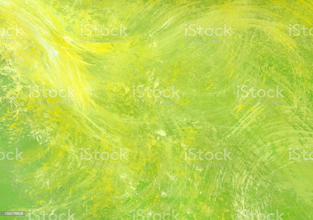 Spring solar wind-abstract painted background royalty-free stock vector art