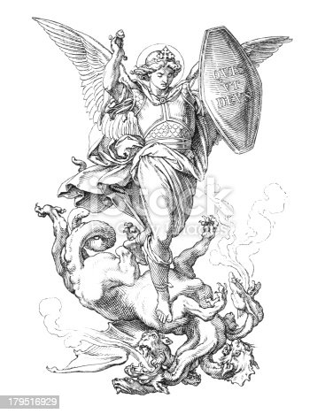 angel michael clipart - photo #26
