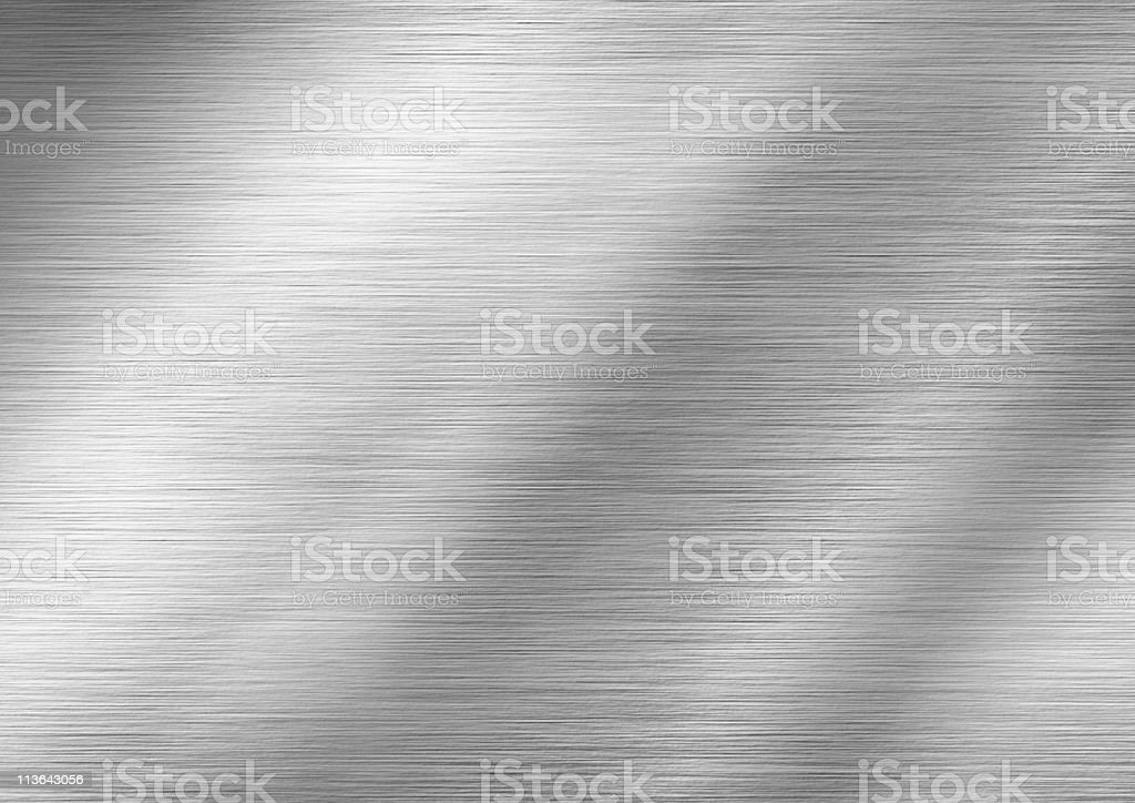 Stainless steel vector art illustration