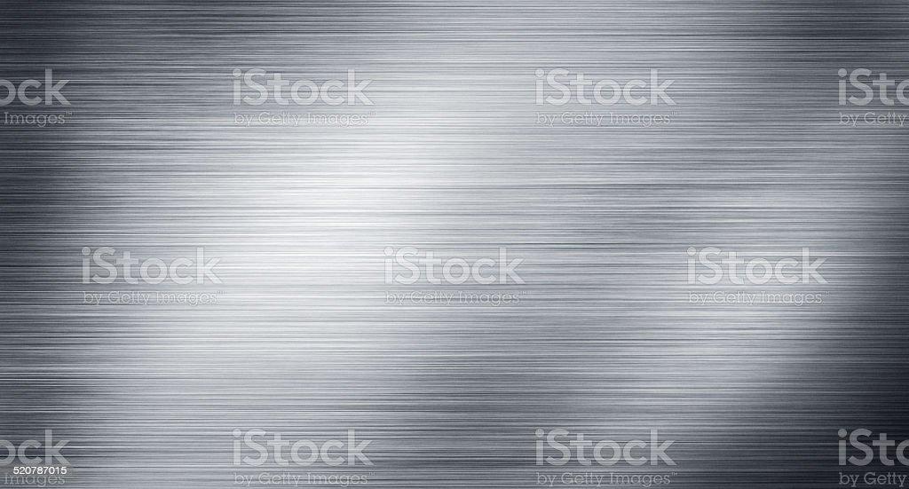 Stainless steel texture vector art illustration