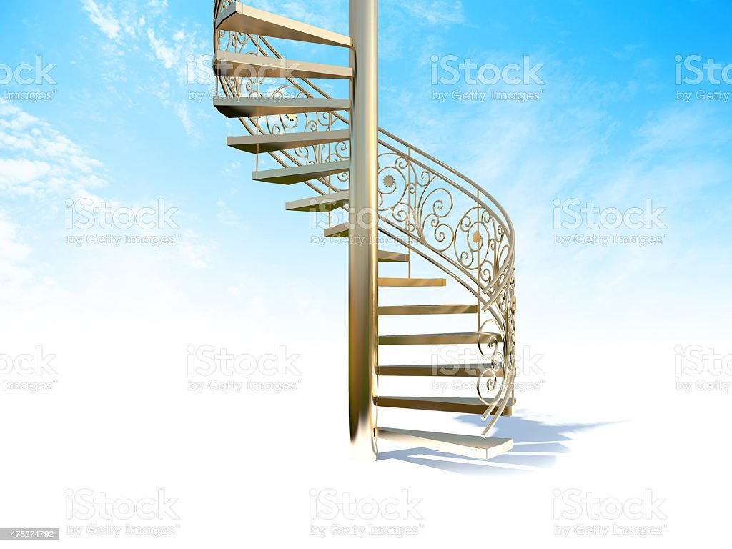 escaliers stock vecteur libres de droits libre de droits