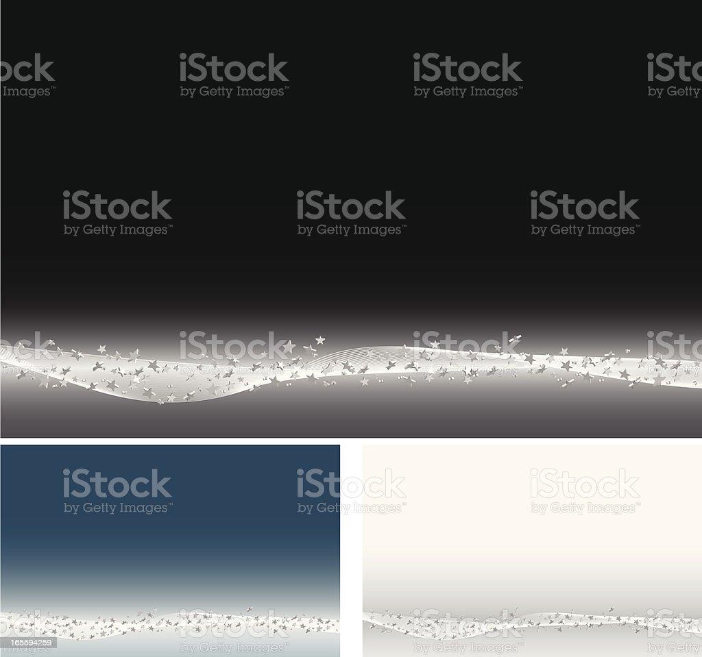 Star Wave royalty-free stock vector art