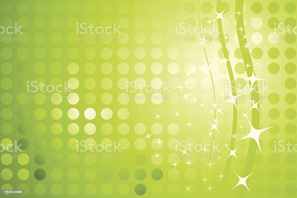 Stardust royalty-free stock vector art