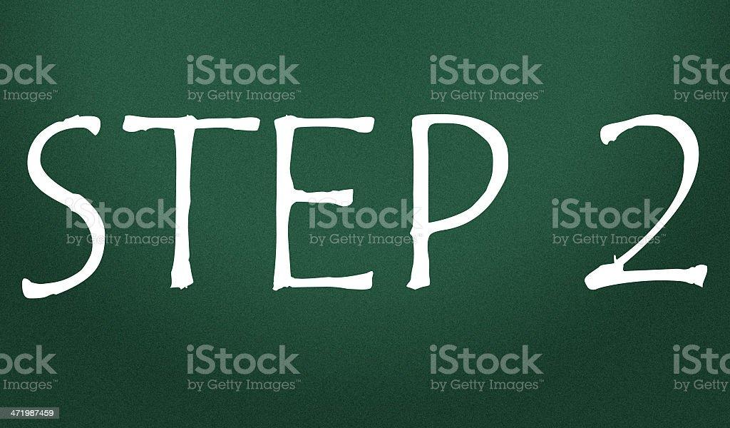 step symbol royalty-free stock vector art