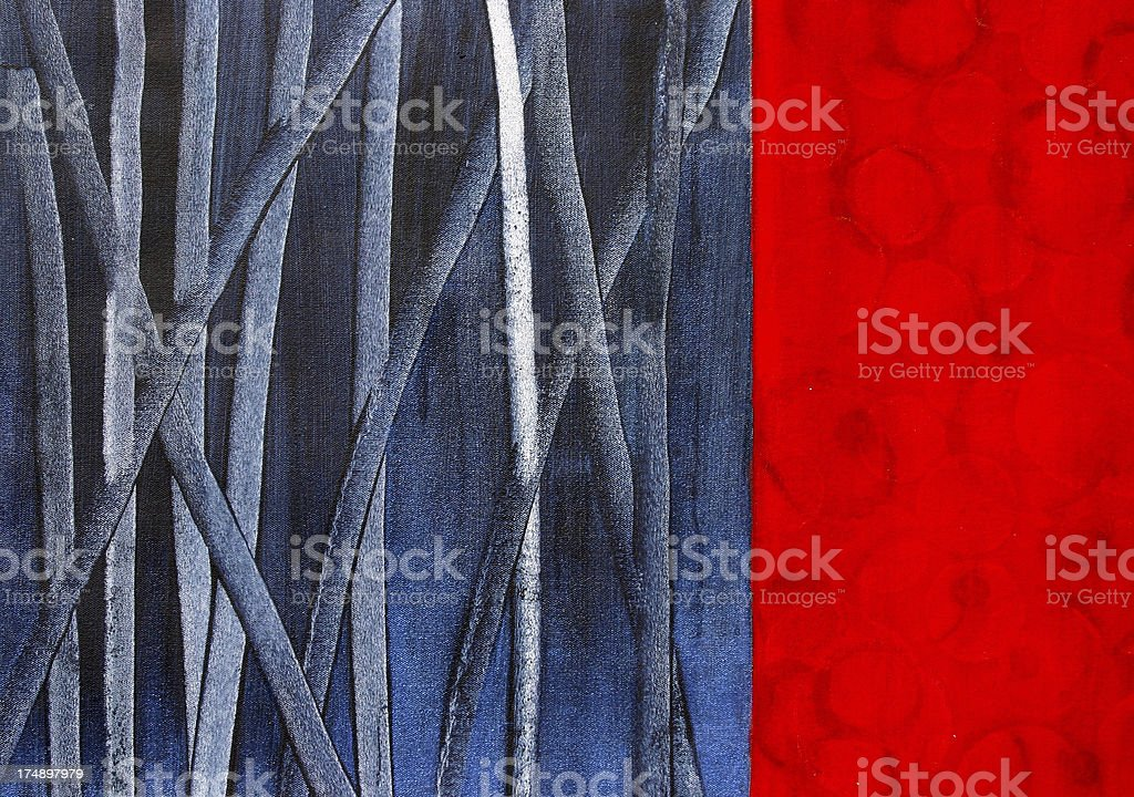 Sticks and Stones royalty-free stock vector art