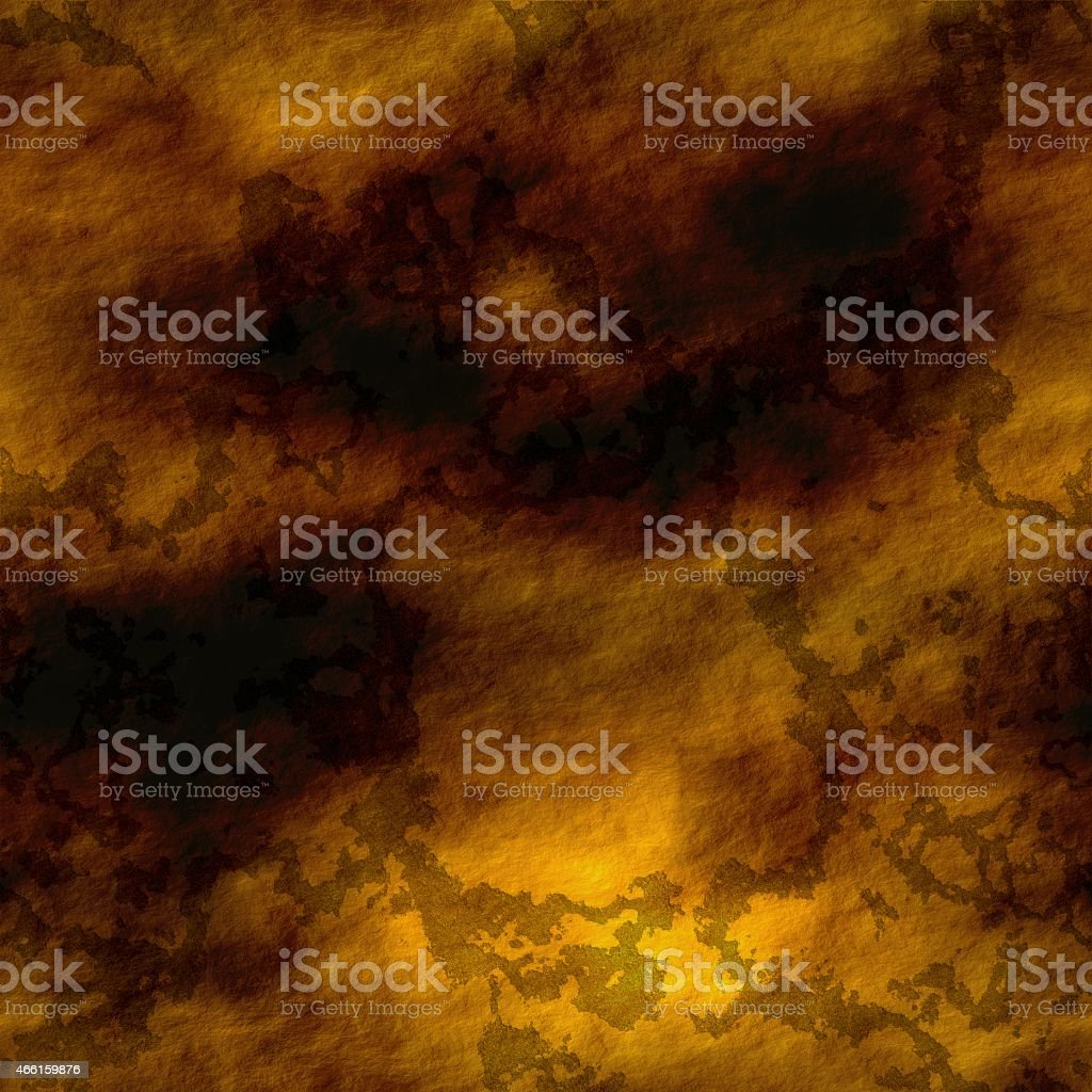 Stony texture with cracks and stains vector art illustration