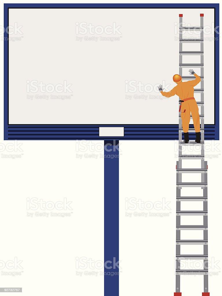street board royalty-free stock vector art