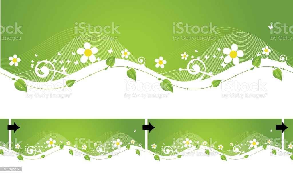 Summer background seamless for your design royalty-free stock vector art