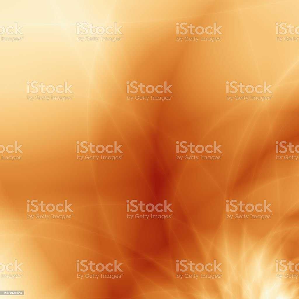 Sunny holiday card abstract unusual design stock photo