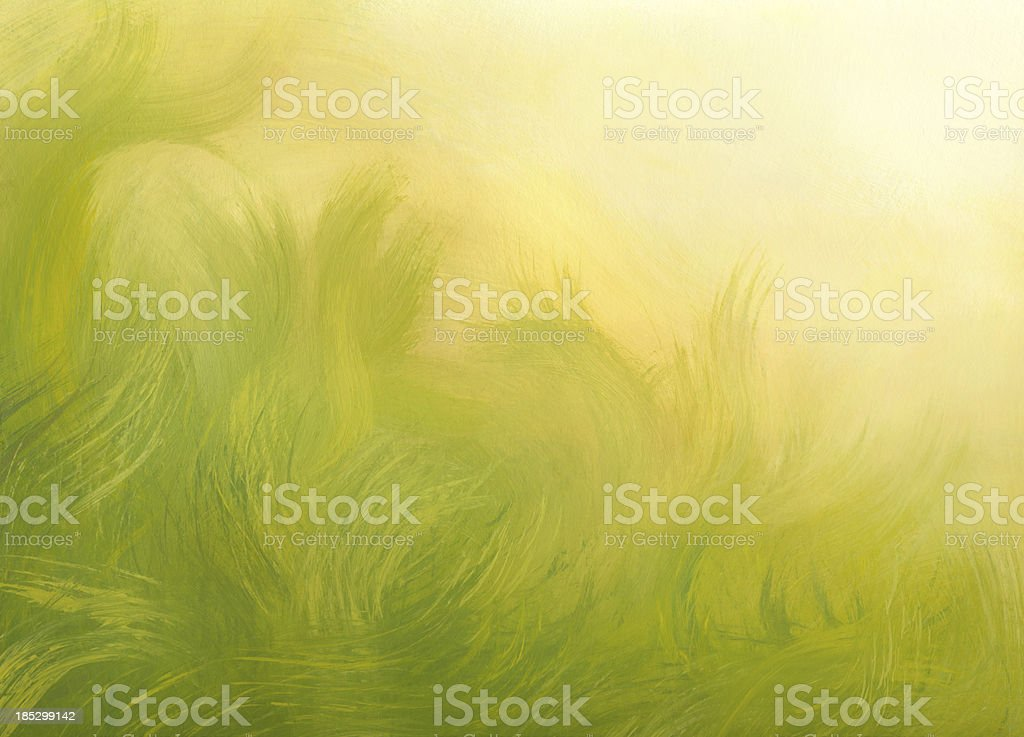 Sunny Spring - Abstract Background royalty-free stock vector art