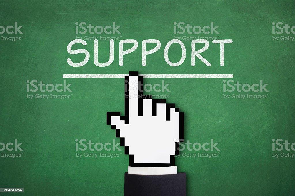 Support vector art illustration