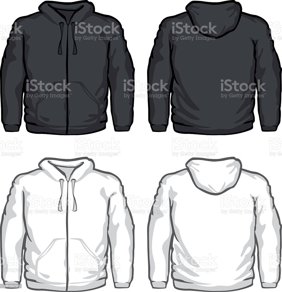 sweater vector art illustration