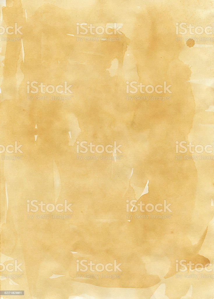 Tea drawing vintage paper texture vector art illustration