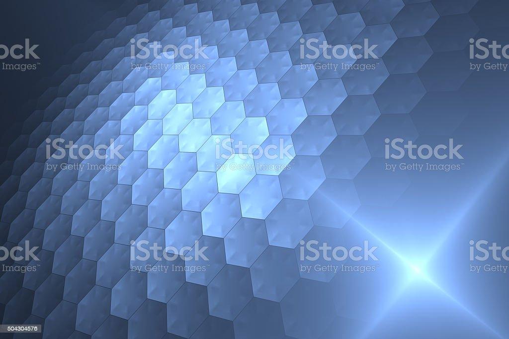 Techno abstract background vector art illustration