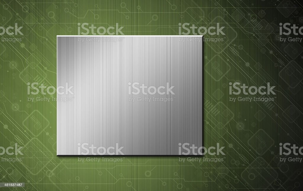 Technology background design royalty-free stock vector art