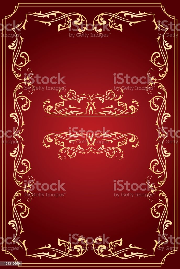 Template royalty-free stock vector art
