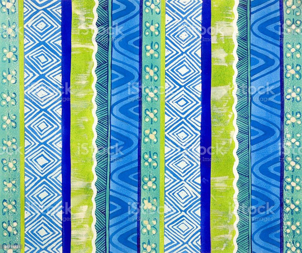 Textile677 royalty-free stock vector art