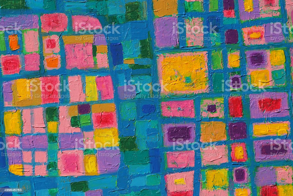 Texture, background and colorful  Image of an original  Abstract vector art illustration