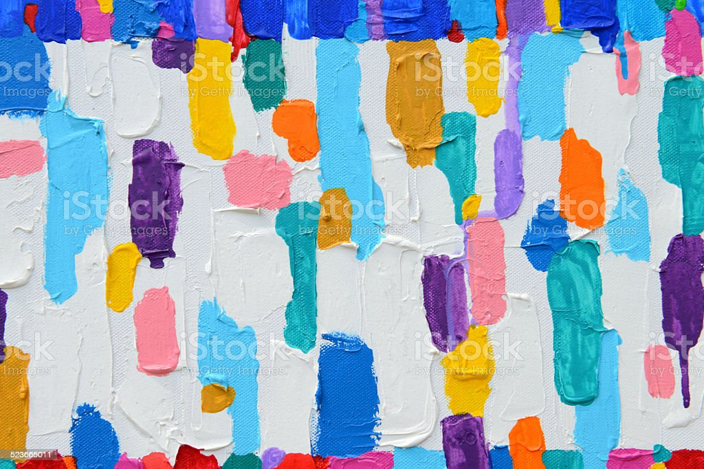 Texture, background and Colorful Image of an original Abstract P vector art illustration