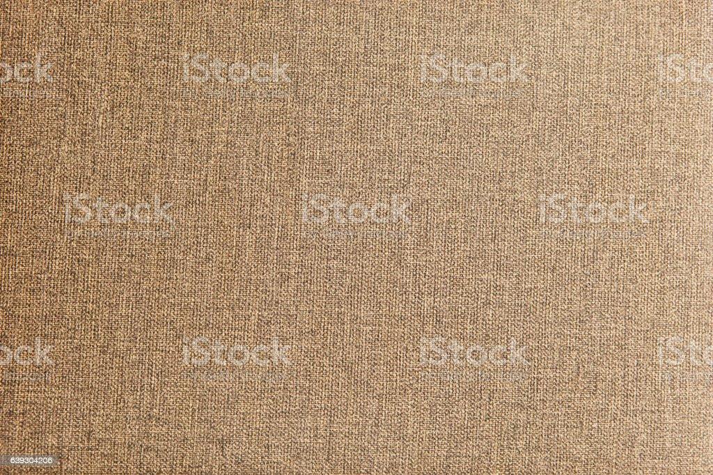 texture of brown fabric vector art illustration