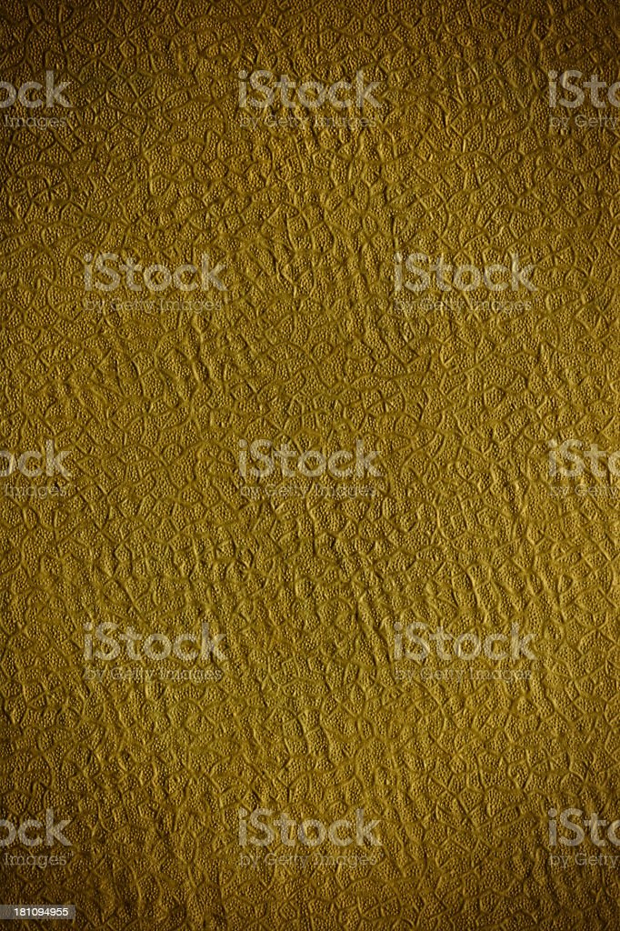 Textured gold background royalty-free stock vector art