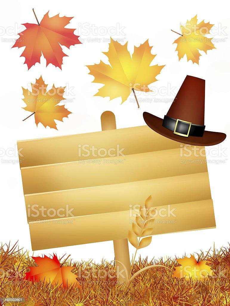 Thanksgiving royalty-free stock vector art