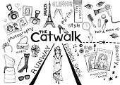 The Catwalk drawing