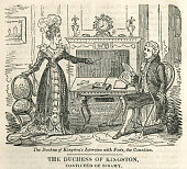 The Duchess of Kingston, convicted of bigamy