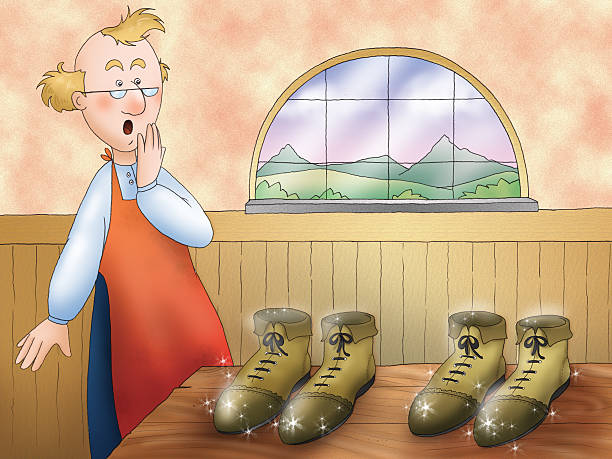 Shoe Repair Clip Art, Vector Images & Illustrations - iStock