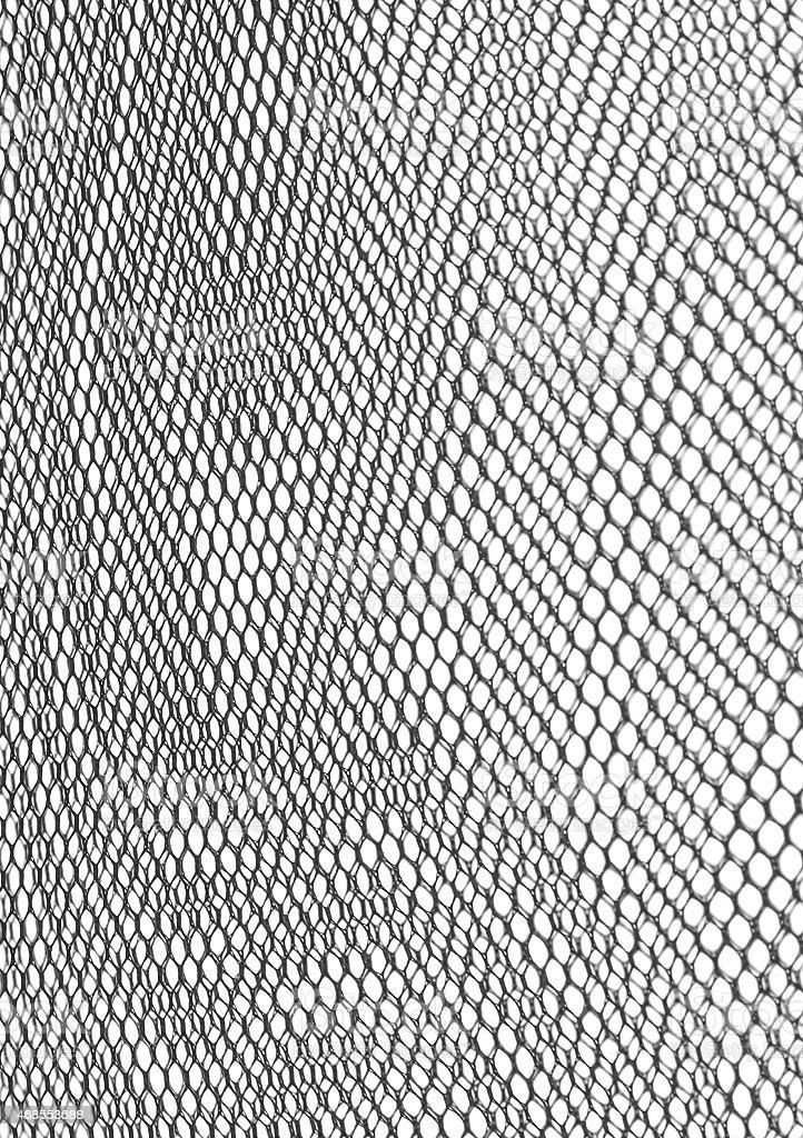 The net pattern closeup royalty-free stock vector art
