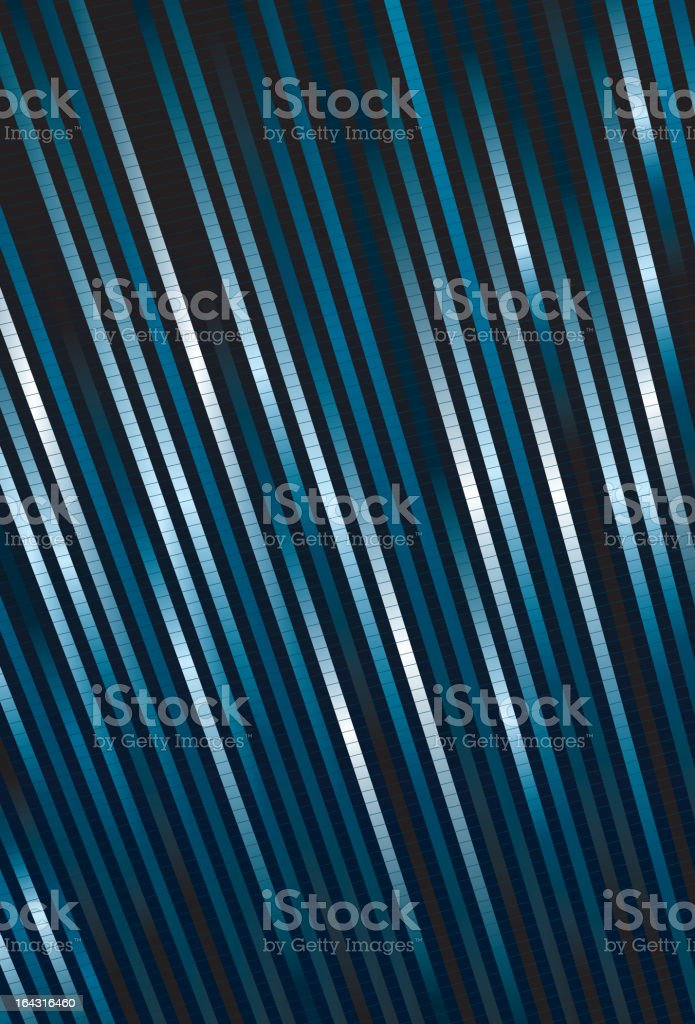 Thin Gradient Lined Background royalty-free stock vector art