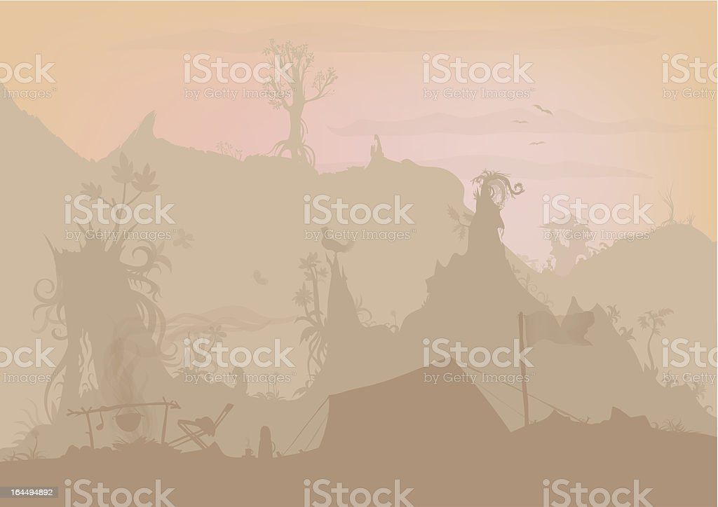 tourism royalty-free stock vector art