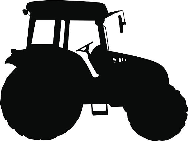 Tractor Pull Clip Art Vector : Agricultural machinery clip art vector images