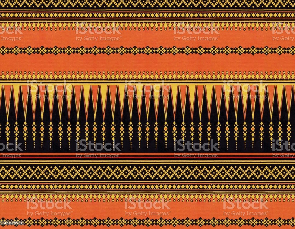 Traditional Indian Background royalty-free stock vector art