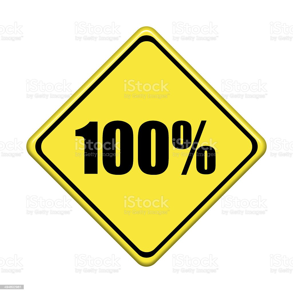 Traffic sign isolated on white background. royalty-free stock vector art