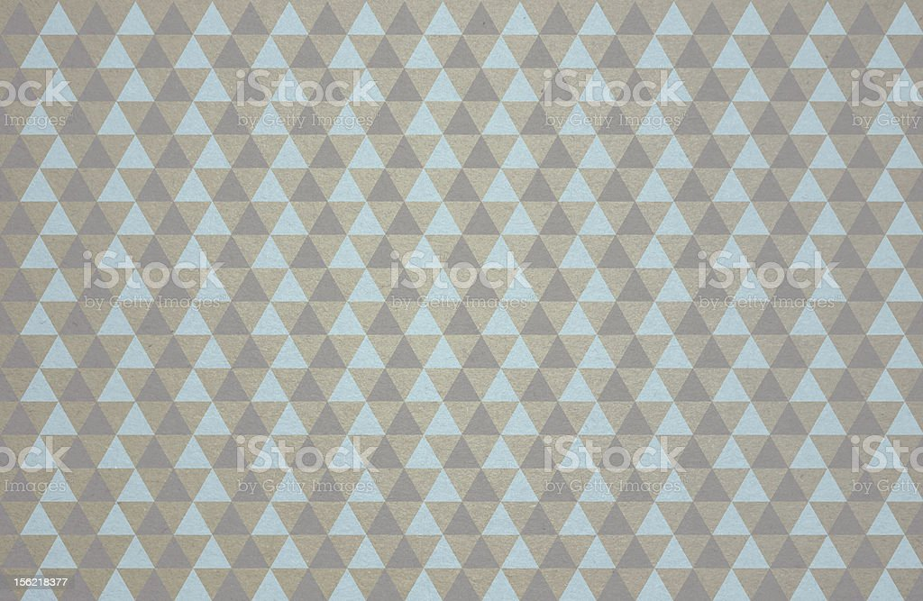 triangle pattern royalty-free stock vector art