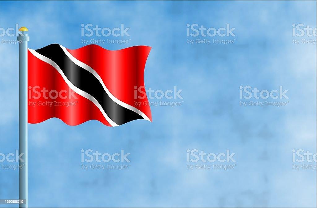 Trinidad and Tobago royalty-free stock vector art