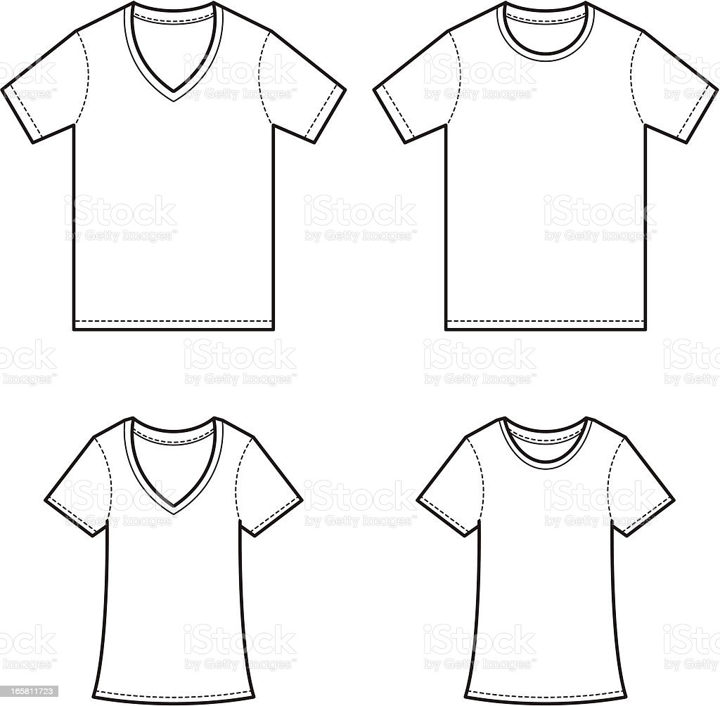 T-shirt vector art illustration