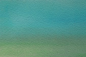 Turquoise Aqua Blue & Green Watercolor Background