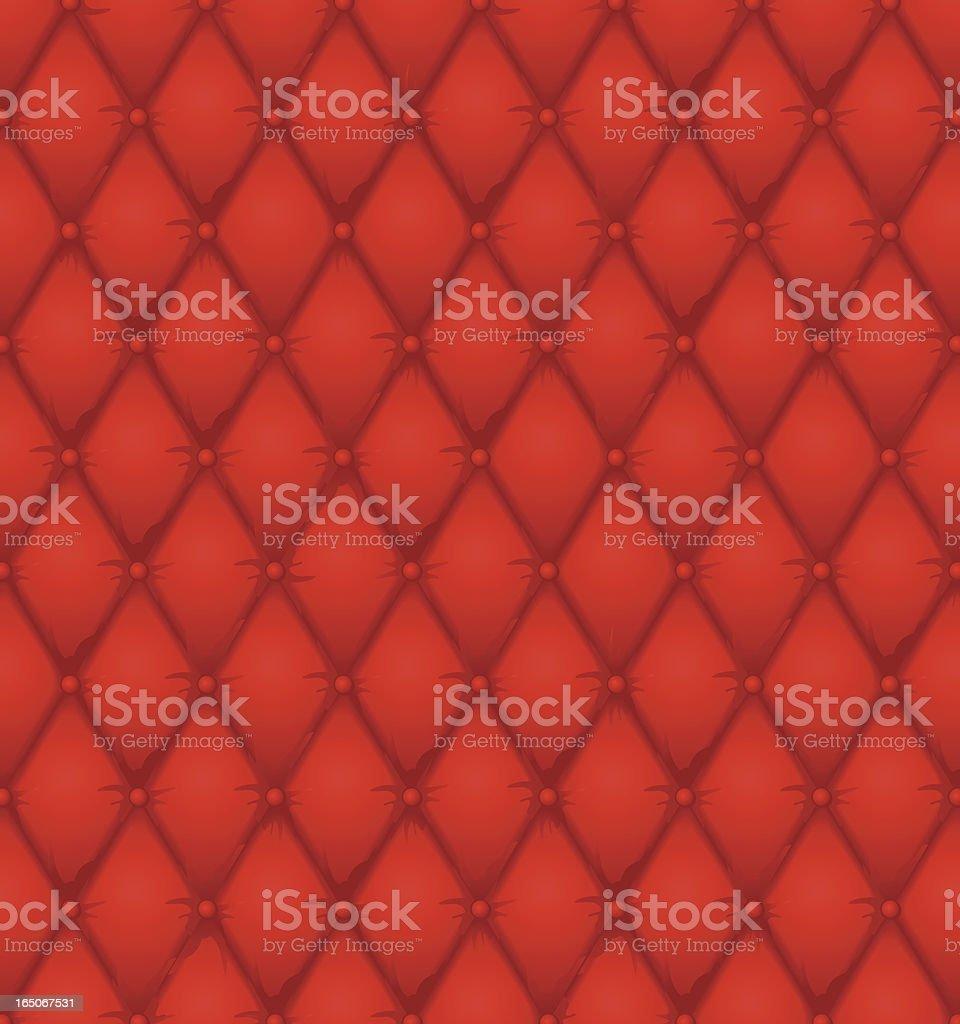 Upholstery Background vector art illustration