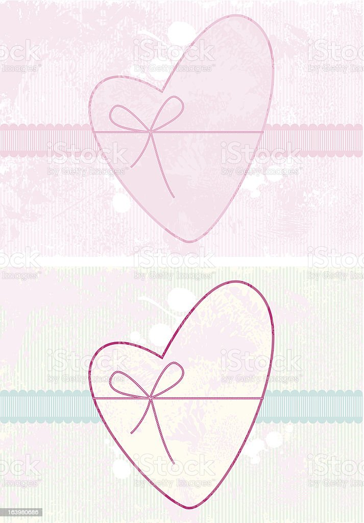 Valentine  illustration royalty-free stock vector art