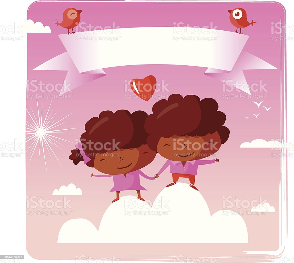 Valentine's day royalty-free stock vector art