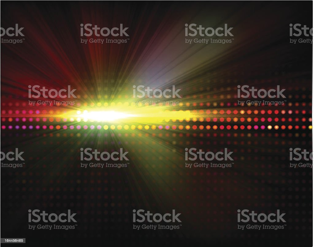 Vector Party Background vector art illustration