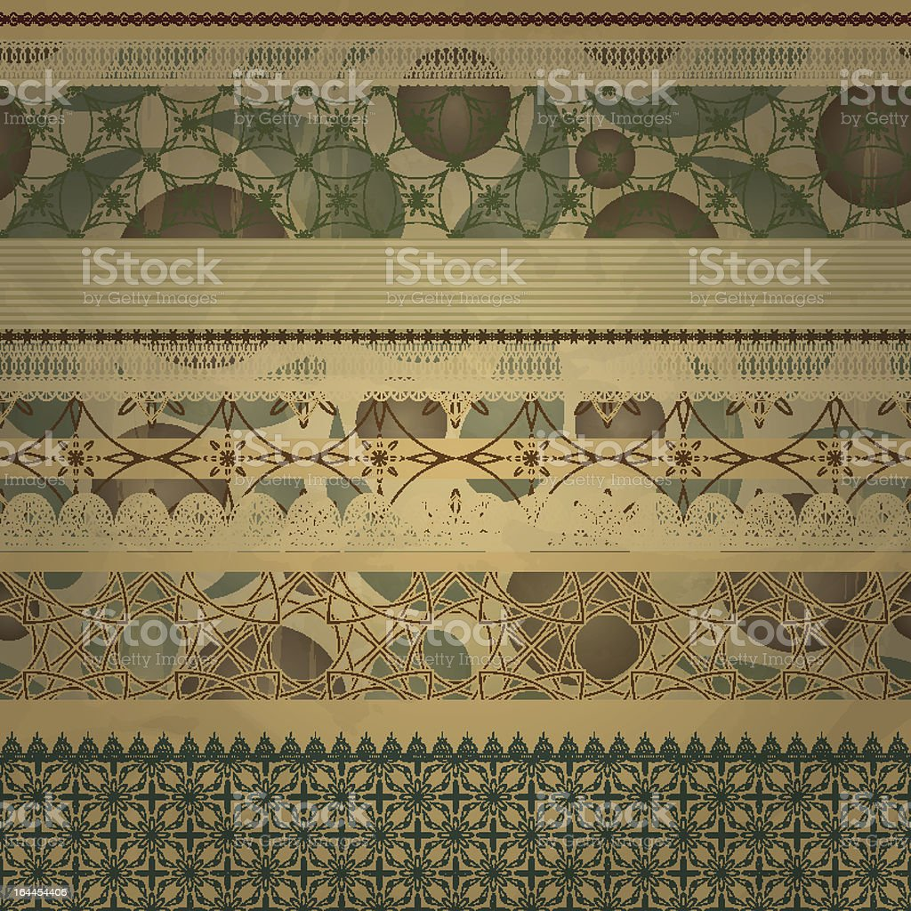 vector retro background pattern royalty-free stock vector art