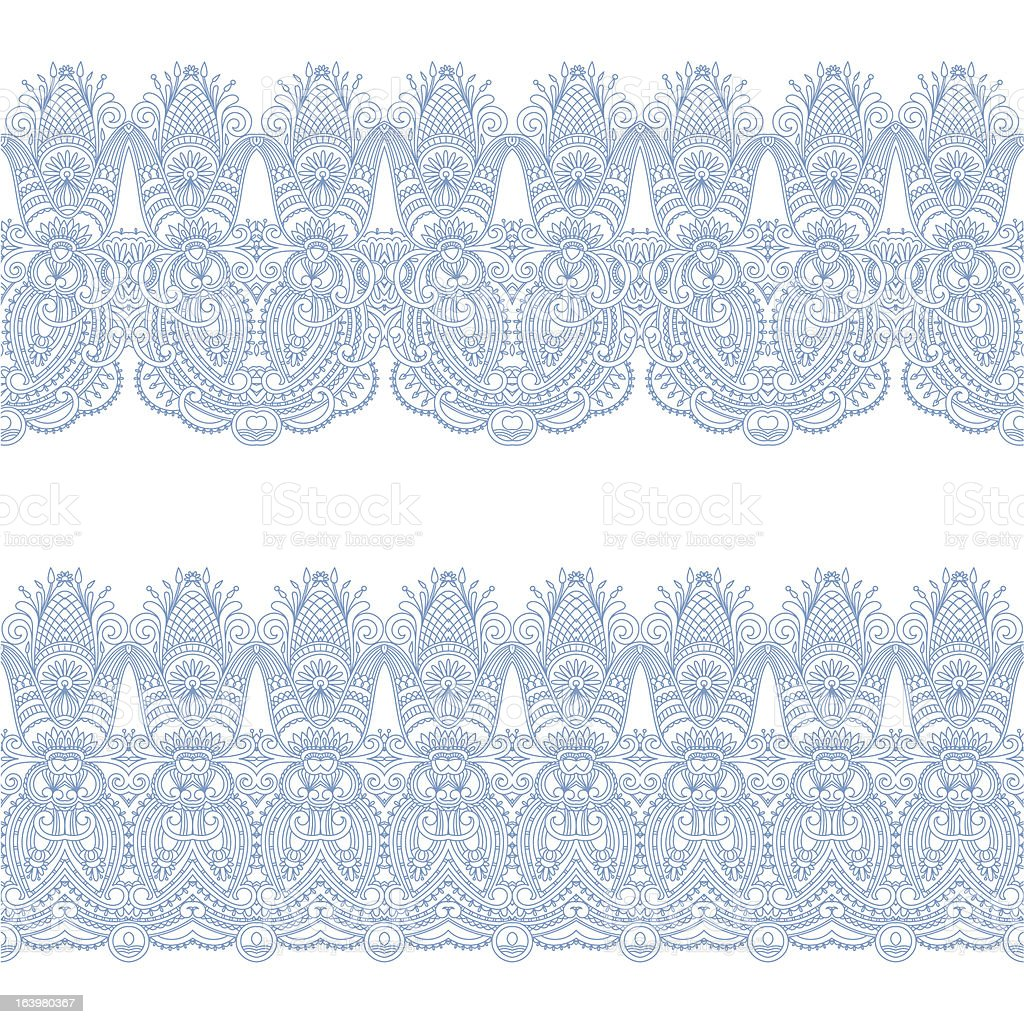 Vector seamless pattern. royalty-free stock vector art