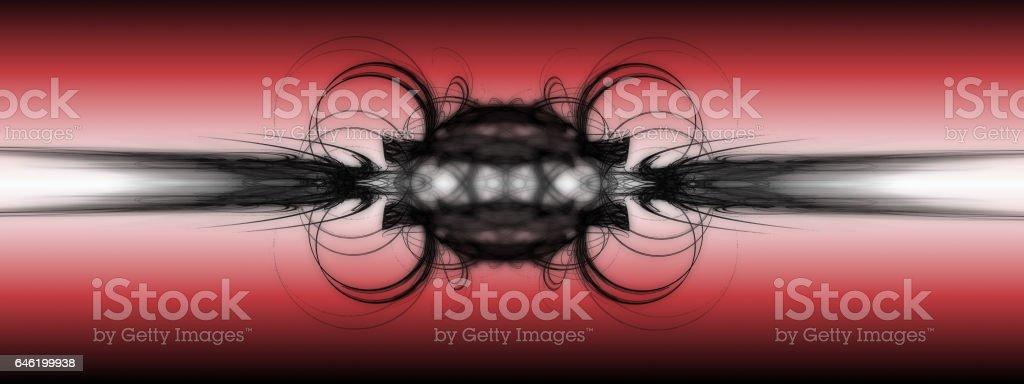 Vengeance vector art illustration