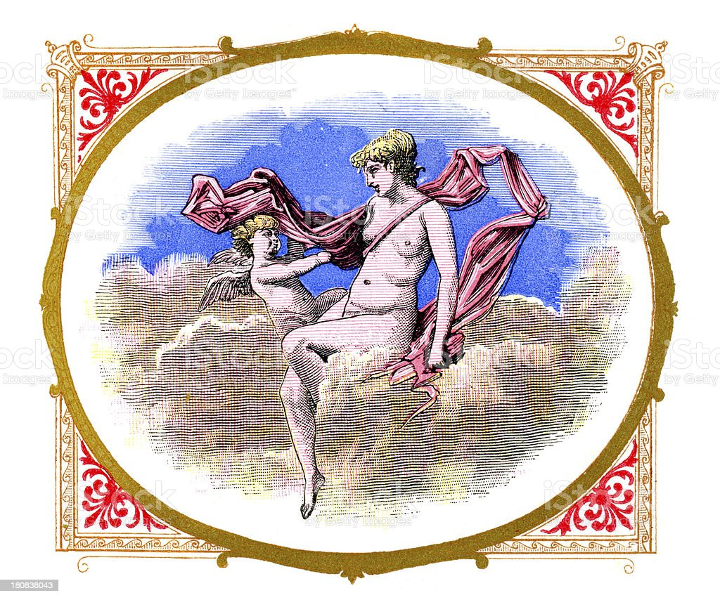 Venus vector art illustration