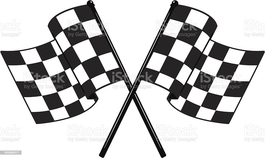 victory speed vector art illustration