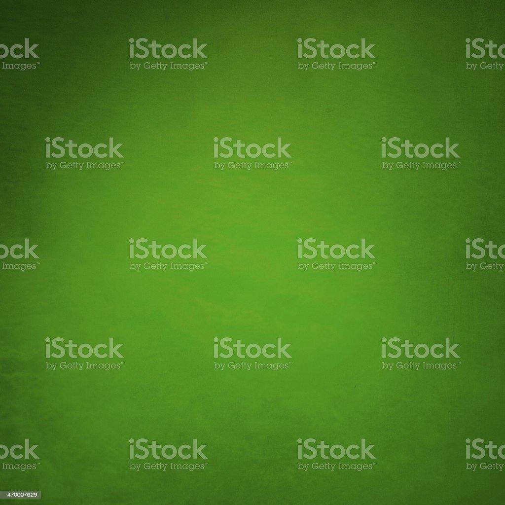 Vintage grungy green background vector art illustration